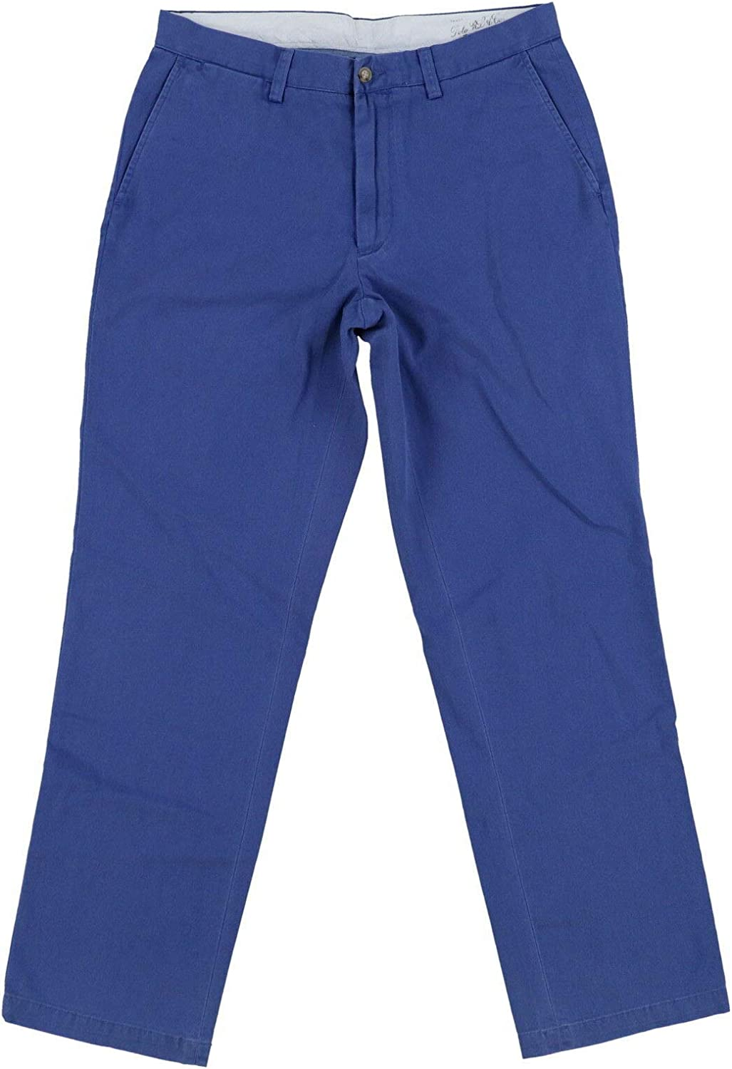 Polo Ralph Lauren Mens Flat Front Classic Fit Chino Pants