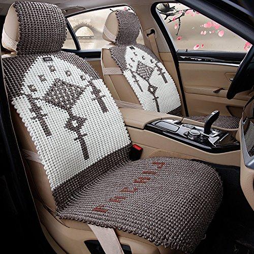 AMYMGLL Fait à la main générale Coussin voiture Set chanvre Linge Édition Deluxe (6set) Coussin voiture couverture générale Four Seasons Universal 3 Couleurs Les options , #32