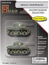Pegasus 950750M4A3Sherman 1/144Model Kit
