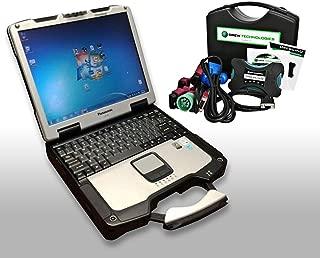 Heavy Truck Diagnostic Drewlinq Toughbook Package Kit Excellent!!