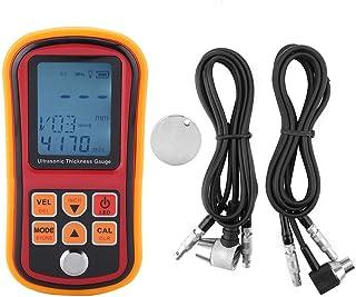 H HILABEE 2 Piezas De Cobre 25A Apilable 4 Mm Banana Plug Mult/ímetro Cable De Prueba Cable De Conexi/ón Negro Rojo