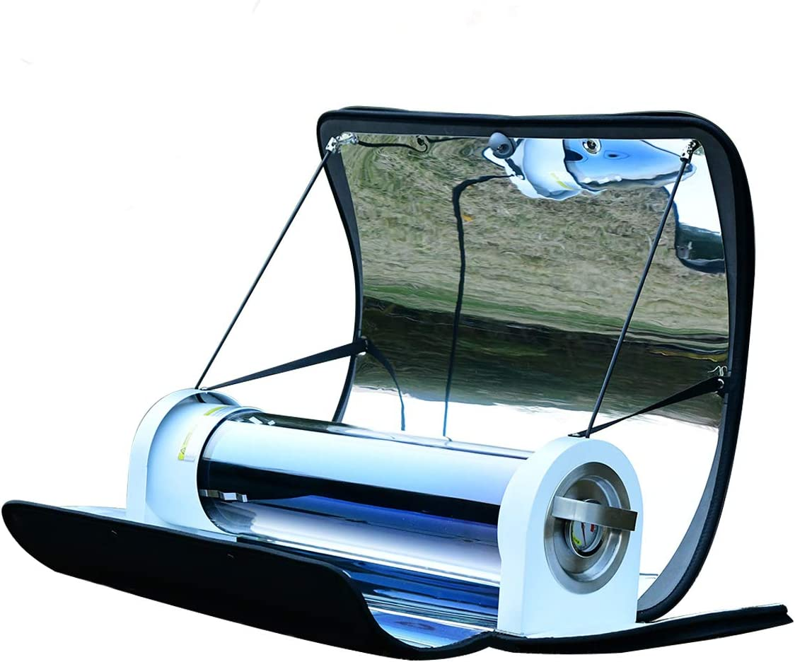 KECOP Solar Oven Sun Cooker Stai Portable Some reservation Grill OFFicial site BBQ