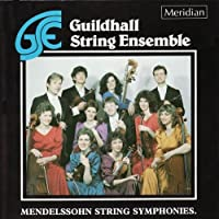 Mendelssohn: Symphony No. 5 / String Symphonies Nos. 5, 6 & 10 (2009-06-09)