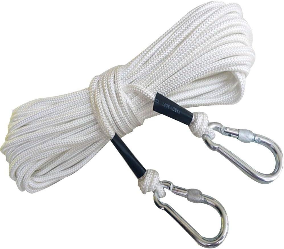 Cuerda Cuerda 9MM auxiliar incorporada de alambre de acero ...