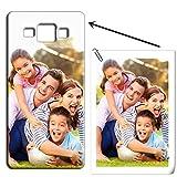 Mixroom Coque personnalisée avec votre photo étui en TPU silicone souple pour Samsung Plusieurs...