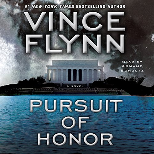 Pursuit of Honor audiobook cover art