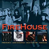 3/Good Acoustics/Hold Your Fire/Firehouse - Firehouse