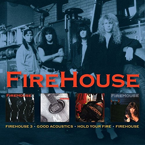 Good Acoustics / Hold Your Fire / Firehouse / Tme (3 CD)