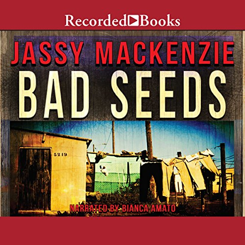 Bad Seeds audiobook cover art