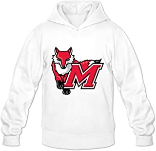 Marist Red Foxes VAVD Man's 100% Cotton Hoodies