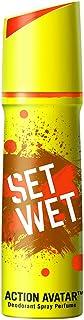 Set Wet Action Avatar Deodorant & Body Spray Perfume For Men, 150 ml
