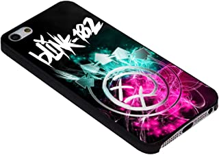 blink 182 logo For iPhone Case (iPhone 6S plus black)
