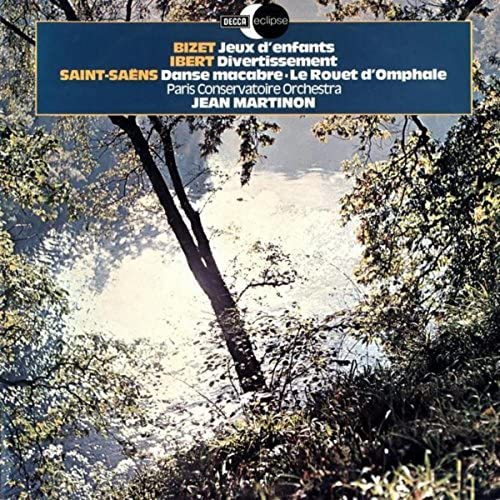 Jean Martinon & Paris Conservatoire Orchestra