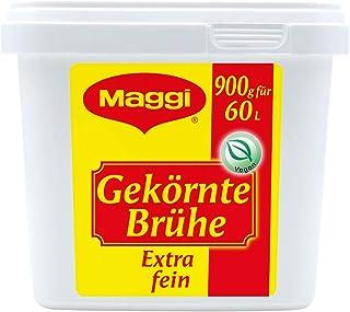 Maggi Gekörnte Brühe Extra fein, 1er Pack (1 x 900g Gastro