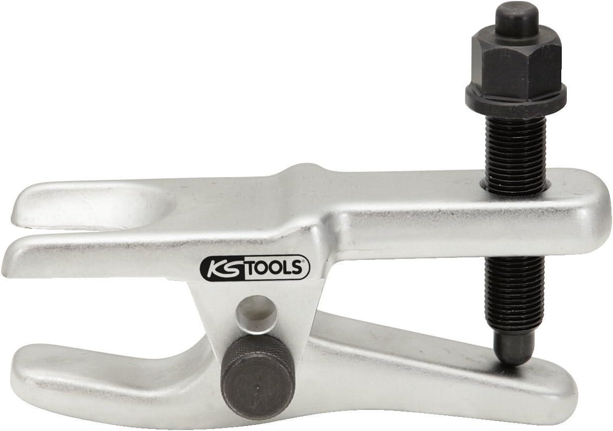 KS Tools 700.5610 Expulsor de rótulas universal, modelo forjado, 2 regulaciones (campo de trabajo: 18-24 mm), 0-55mm