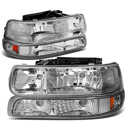 02 silverado headlight assembly - 6