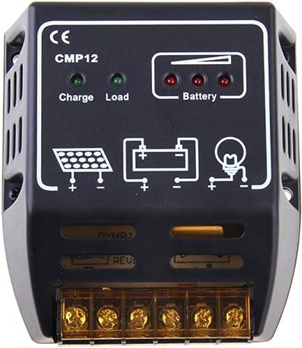 Generic Solar Panel Charger Controller Regulator 10A 12V/24V