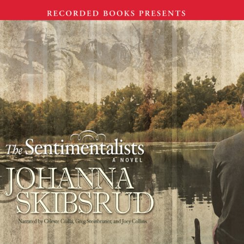 The Sentimentalists audiobook cover art