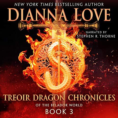 Treoir Dragon Chronicles of the Belador World: Book 3 cover art
