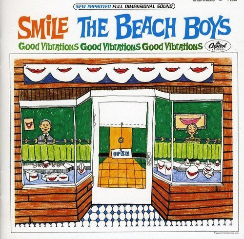 Smile Sessions by Beach Boys (2013-05-04)