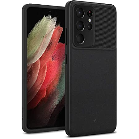 Caseology Vault Compatible with Samsung Galaxy S21 Ultra Case 5G (2021) - Matte Black