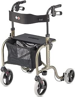 volaris all terrain smart rollator walker