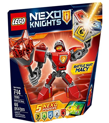LEGO Nexo Knights - Battle Suits
