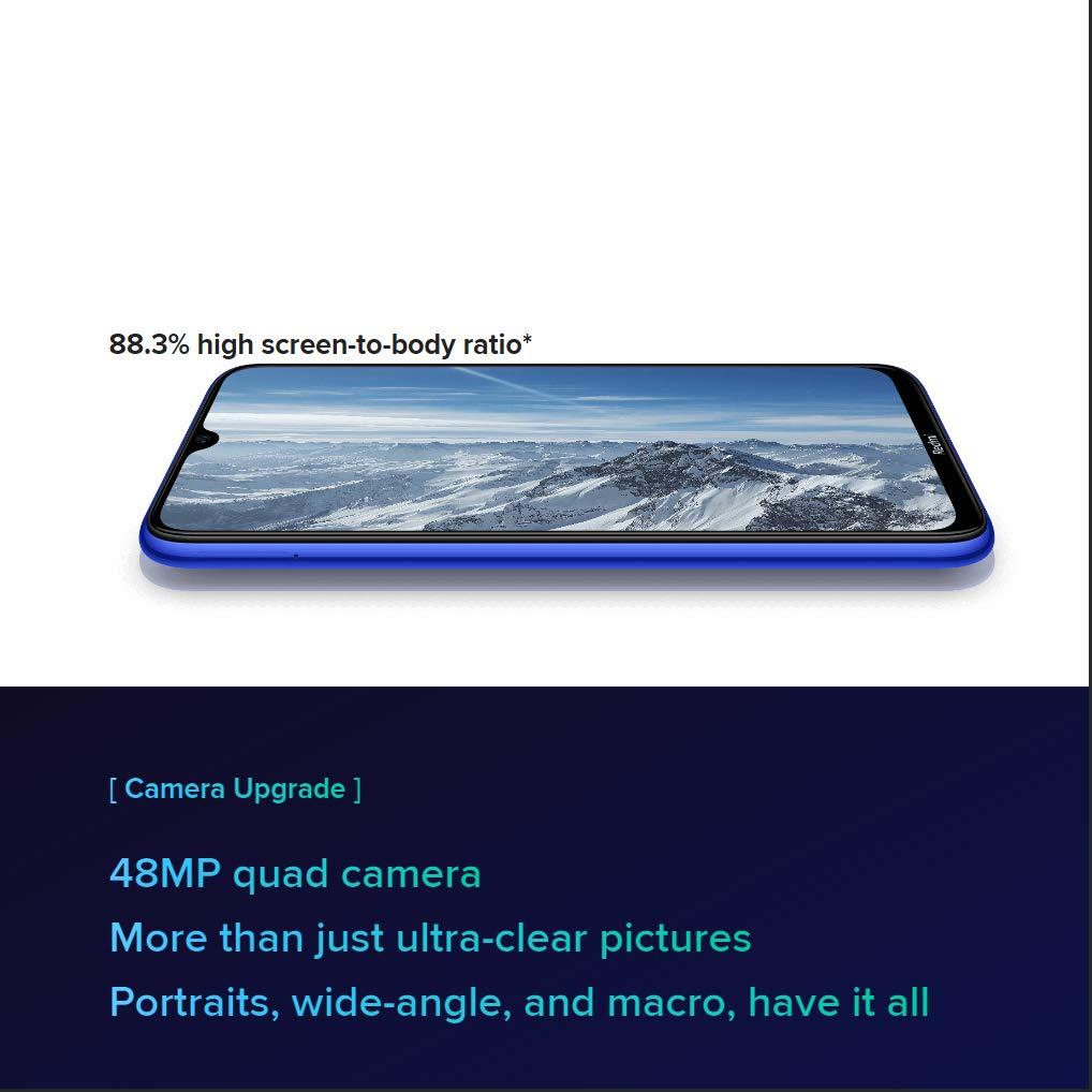 Redmi Note 8T Smartphone con Pantalla 6,3