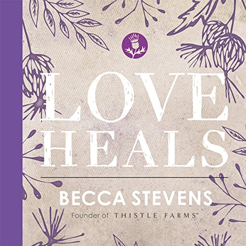 Love Heals audiobook cover art