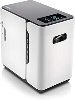 YUWELL Oxygen Bar Machines Oxygen_Concentrator_Machine for Home Travel 110V