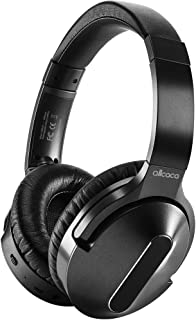 $59 » Active Noise Cancelling Headphones, ALLCACA Wireless Headphones Over Ear with Mic Deep Bass 30 Hrs Playtime Hi-Fi Sound Adjustable Headsets Built-in Mic for Travel/Work with PC,Cellphone,Tablet