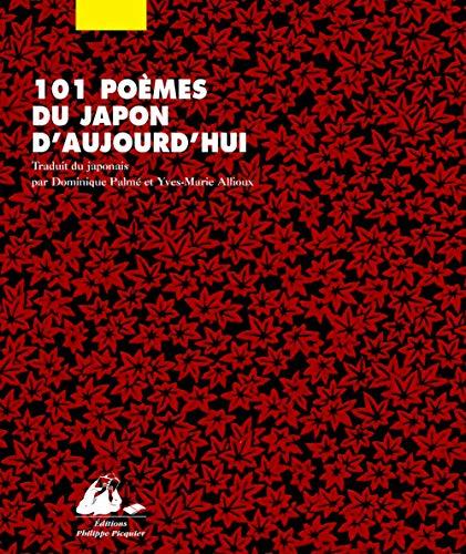 101 poèmes du Japon d'aujourd'hui