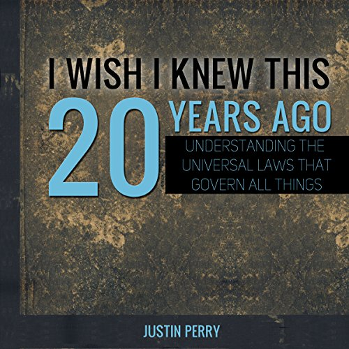 I Wish I Knew This 20 Years Ago audiobook cover art