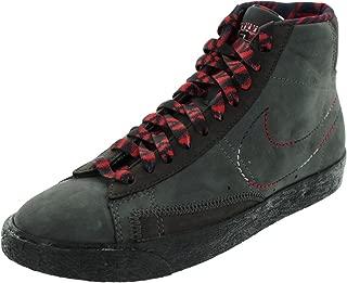 Nike Womens Blazer Mid BHM Suede High Top Fashion Sneakers