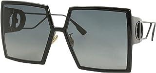 Authentic Christian Dior 30Montaigne 0807/1I Black Sunglasses