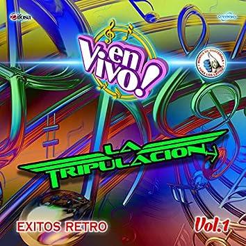 Exitos Retro Vol. 1. Música de Guatemala para los Latinos (En Vivo)