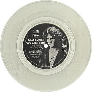 Too Daze Gone - Clear Vinyl