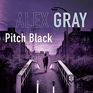 Pitch Black audiobook cover art