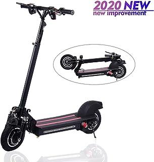 Lingzhuo-shop monopattino elettrico pieghevole mini scooter