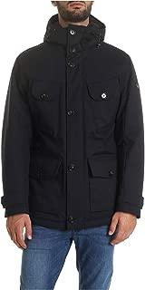 Luxury Fashion Mens I19P2083050 Blue Down Jacket | Fall Winter 19