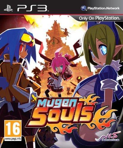 Preisvergleich Produktbild Mugen Souls (PS3) [UK Import]