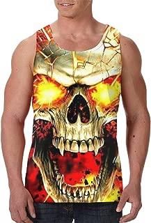 YongColer Men Boys Sleeveless Vest Shirts Summer Sweat Shirt Sportswear - Sweatproof