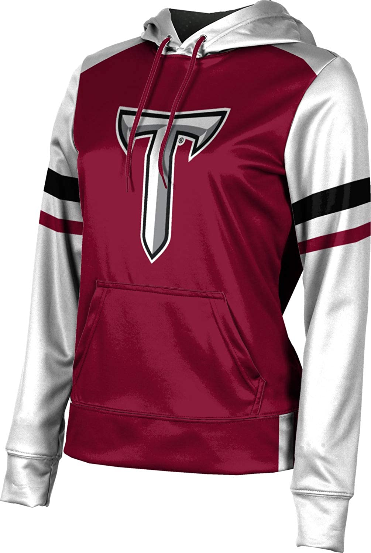 Troy University Girls' Pullover Hoodie, School Spirit Sweatshirt (Old School)