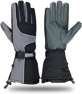 Hugger Men's Mid Winter Warm Glove for Ski, Snowmobile, Outdoor Winter Play
