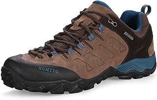 Hiking Shoes for Men Slip-Resistant Climbing Shoes Lightweight Walking Trekking Breathable Sneaker