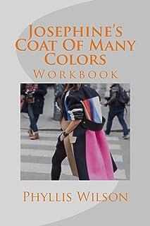 Josephine's Coat Of Many Colors: Workbook
