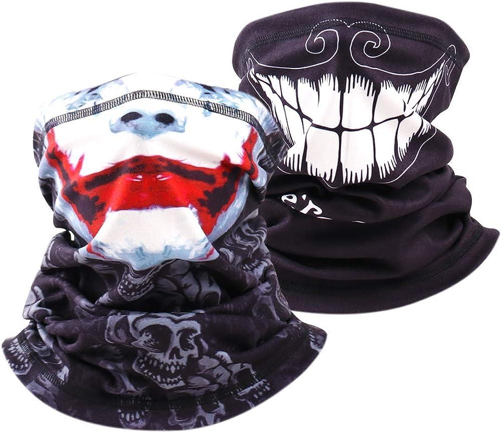 Neck Warmer trust Ski Mask Bandana Balaclava Adjustable Face Nec Import Cover