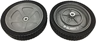 Agri-Fab Craftsman Tow-Behind Lawn Sweeper Wheel & Tire Assembly Set of 2 40987