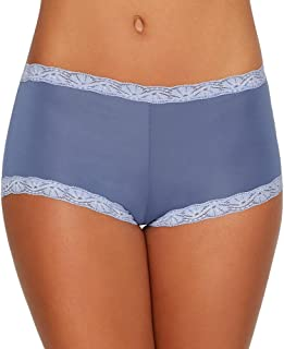 WingsLove Donna 3 Pezzi Culotte Boxer Cotone Shorty Slip Hipster