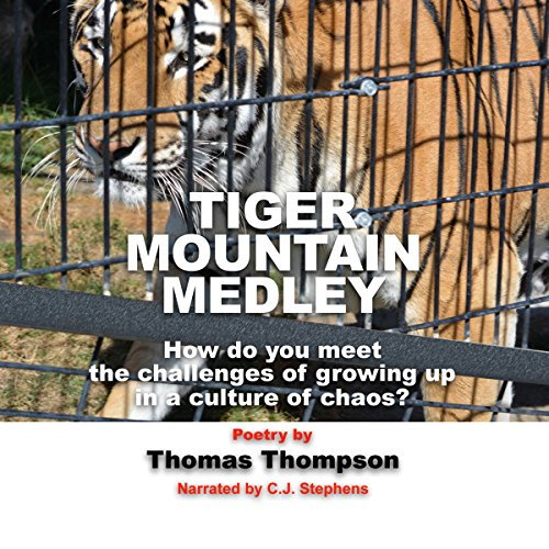 Tiger Mountain Medley audiobook cover art